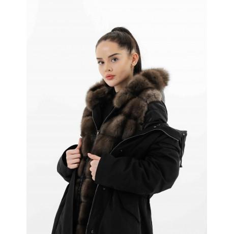 Куртка-парка 22172