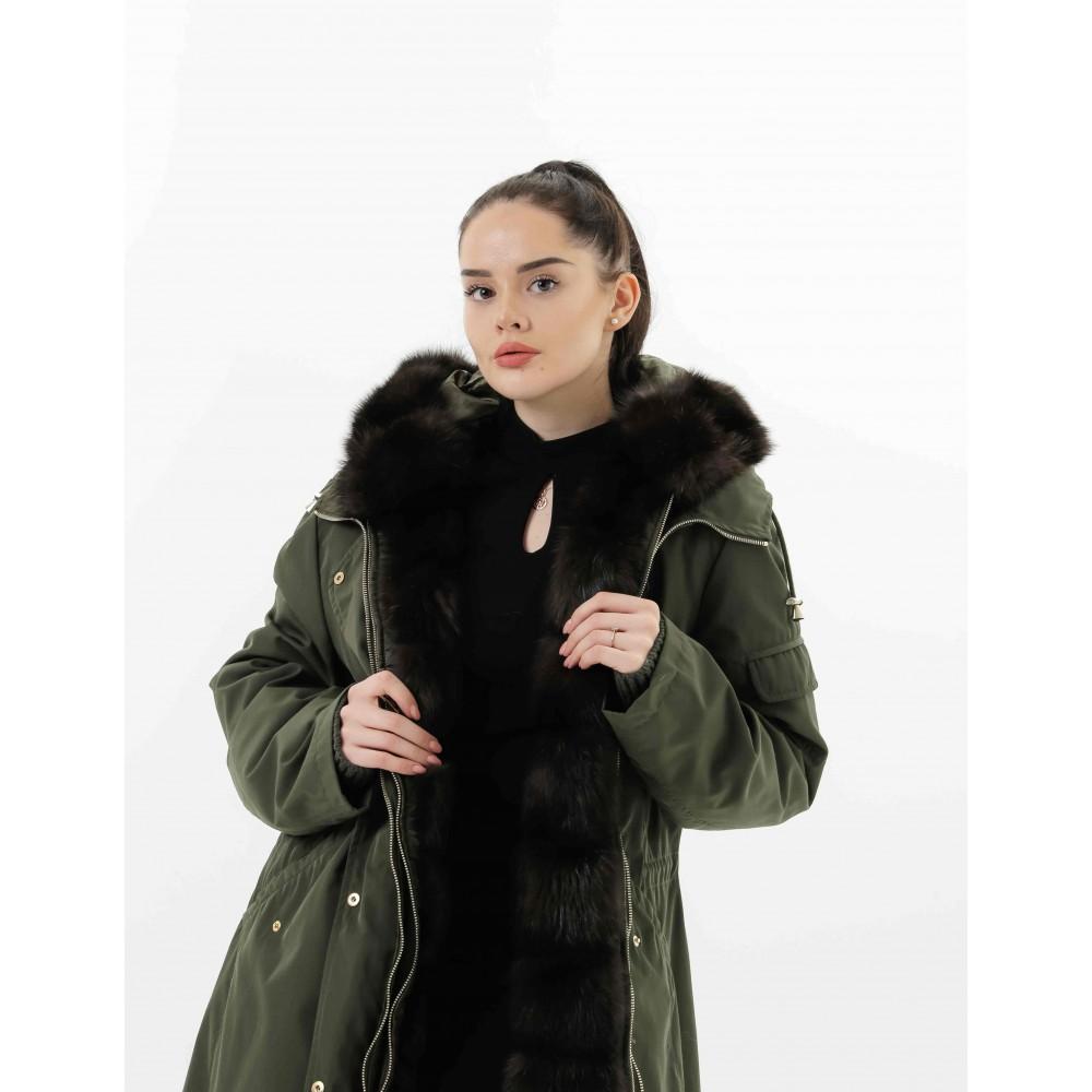 Куртка-парка 22173